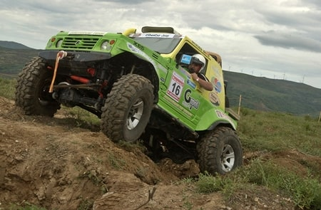 Madeira Regional Championship Trial 4x4