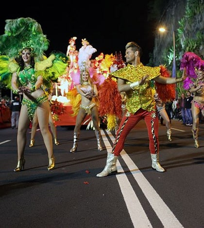 Carnival in Madeira (photos) 1