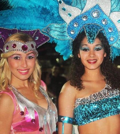 Fascinating was the Madeira Carnival (video) 1
