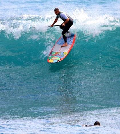 Garret Mcnamara surfing in Madeira island 1