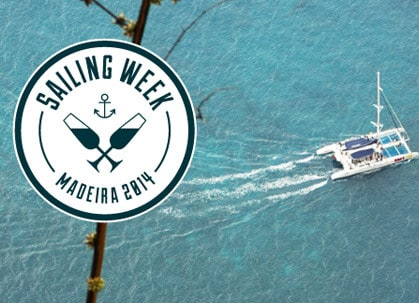 Sailing week madeira 2014