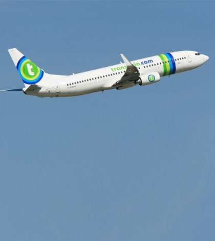 Transavia: Flights Lyon to Funchal