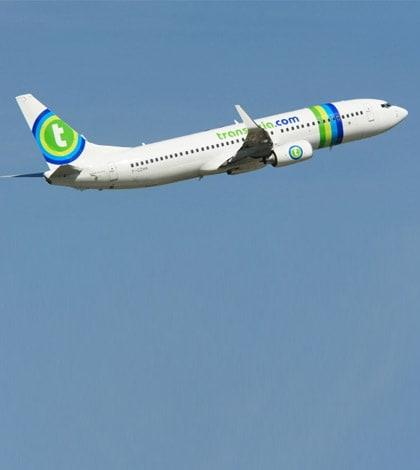 Transavia: Flights Lyon to Funchal