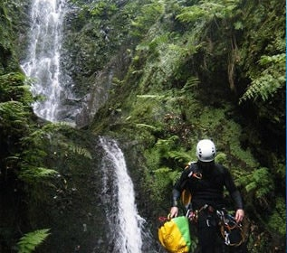 Meeting Canyoning Madeira 1