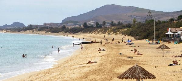 Beaches of Porto Santo