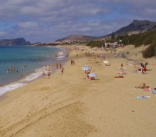 Beaches of Porto Santo 4