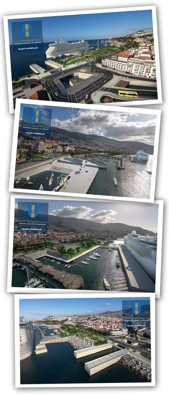 Funchal has a new face