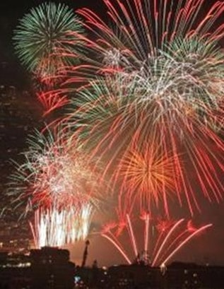 Madeira Fireworks (video) 1
