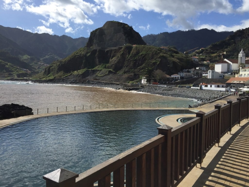 Porto da Cruz in Madeira Island 1