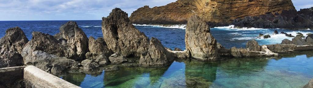 Porto Moniz | Natural swimming pool | Lava Pools 2