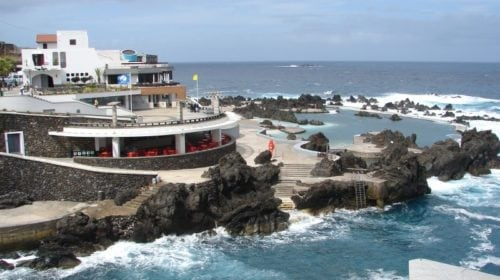 Porto Moniz | Natural swimming pool | Lava Pools 1