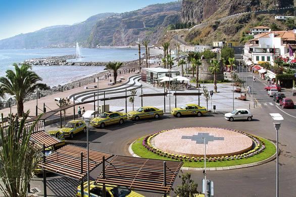 Ribeira Brava - Located on the south coast madeira 1