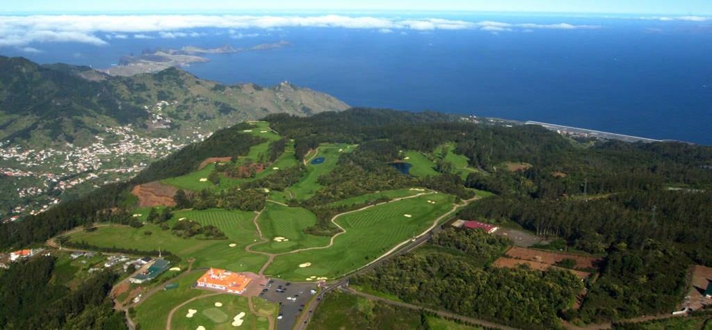 Santo da Serra Golf Course